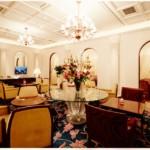 国家資格キャリコン合格祝賀会:ロイヤルクリスタルカフェ